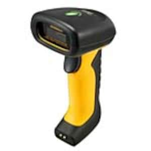 Scratch & Dent Adesso NuScan Antimicrobial Waterproof 2D Barcode Scanner, 2.4GHz RF Wireless, NUSCAN 5200TR, 36709724, Bar Code Scanners