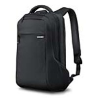 Incipio Incase Icon Slim Pack Backpack, Black, INBP100232-BLK, 35037250, Carrying Cases - Notebook
