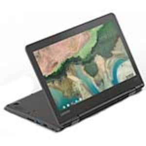 Open Box Lenovo 300e Chromebook MT 8173C 2.1GHz 4GB 32GB eMMC ac BT WC 11.6 HD MT Chrome OS, 81H00000US, 36659296, Notebooks