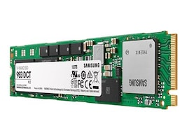 Samsung 1.9TB 983 DCT NVMe M.2 2210 Enterprise Solid State Drive, MZ-1LB1T9NE, 35884926, Solid State Drives - Internal