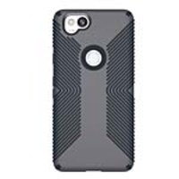 Speck Presidio Grip Case for Google Pixel 2, Gray, 105266-5731, 35053760, Carrying Cases - Phones/PDAs