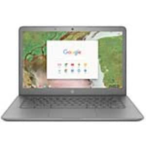 Scratch & Dent HP Chromebook 14 G5 Celeron N3350 1.1GHz 4GB 16GB SSD ac BT WC 2C 14 HD MT Chrome OS, 3PD95UT#ABA, 37795118, Notebooks
