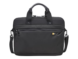 Case Logic Bryker 13.3 Attache, Black, BRYA113BLACK, 32073087, Carrying Cases - Notebook