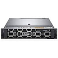 Dell PowerEdge R540 2U RM Xeon 8C Silver 4208 2.1GHz 16GB 4TB 12x3.5 HP bays H730P 2xGbE 2x750W, 3000047437047.2, 37641522, Servers
