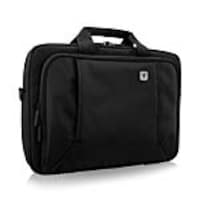 V7 16 Professional Toploading Laptop Briefcase, Black, CTP16-BLK-9N, 35182861, Carrying Cases - Notebook