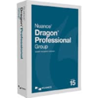 Nuance Acad. Govt. OLP Dragon Professional Group 15.0 Maintenance & Support 1 Year Level B, MNT-A209AS0015B, 35245147, Software - Voice Recognition