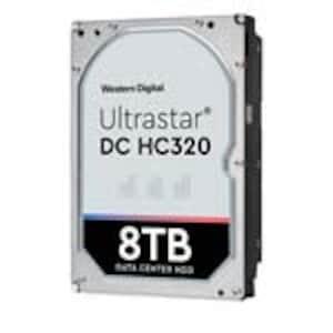 Open Box HGST 8TB Ultrastar DC HC320 SATA 6Gb s 512e SE 3.5 Internal Hard Drive, 0B36404, 37382647, Hard Drives - Internal