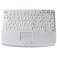 TG3 CK82S Wireless Cleanable Sealed Keyboard w  Center Touchpad, White, KBA-CK82S-WCWN-US, 35264794, Keyboards & Keypads