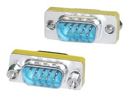 4Xem DB9 Serial 9-Pin  M M Adapter, 4X9PINMM, 16921509, Adapters & Port Converters