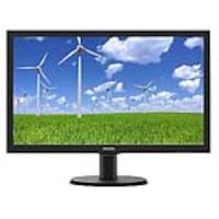 AOC 23.6 S Line Full HD LED-LCD Monitor, 243S5LDAB, 35519056, Monitors