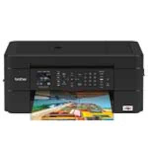 Brother MFC-J491dw Compact Color Inkjet All-In-One, MFC-J491DW, 36374629, MultiFunction - Ink-Jet