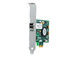 Allied Telesis Fed Comp. 32 64-Bit PCI Server Adapter Card, LC 1-pack, AT-2972SX-901, 7973585, Network Adapters & NICs