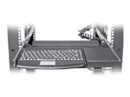 Innovation First Rack Mount Keyboard Tray 1U - USB, 1UKYB-126-USB, 5910960, Ergonomic Products