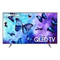 Open Box Samsung 74.5 Q6FN 4K Ultra HD QLED Smart TV, Silver, QN75Q6FNAFXZA, 36689356, Televisions - Consumer