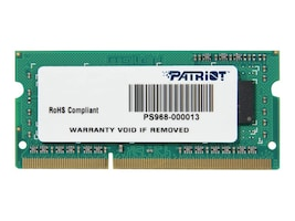 Patriot Memory PSD34G1600L82S Main Image from Front