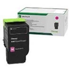 Lexmark Black High Yield Return Program Toner Cartridge for C2325dw, C2425dw, C2535dw, MC2325adw, MC2425adw, C231HK0, 35767631, Toner and Imaging Components - OEM