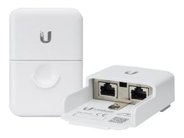 Ubiquiti Ethernet Surge Protector, ETH-SP, 18126058, Surge Suppressors