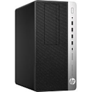 Brown Box HP EliteDesk 705 G4 MT AMD 8C Ryzen 7 Pro 2700 3.2GHz 8GB 1TB+256GB SSD P1000 DVD-W GbE W10P64, 5EH44AV, 37859062, Desktops