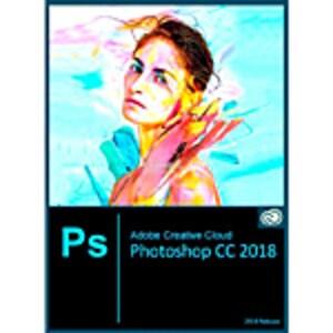 Adobe Corp. VIP Enterprise Photoshop CC MultiPlat Lic Sub 1 Usr Lvl 18 100+ (3YrCmt) 7M, 65291040BA18A12, 41047286, Software - Image Manipulation & Management