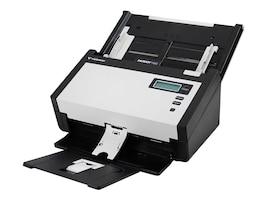 Visioneer Patriot H80 Duplex Document Scanner 600dpi 88ppm, 120-Sheet ADF, USB 3.0, TAA, PH80-U, 35133225, Scanners
