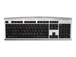 Man & Machine U Cool Meditech Client Server Keyboard, Black, UCOOLM/CS/B1, 11403585, Keyboards & Keypads