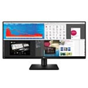 LG 34 UB67-B QHD LED-LCD UltraWide Monitor, Black, 34UB67-B, 35949611, Monitors