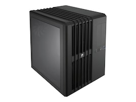 Corsair Chassis, Carbide Series Air 540 Mid-Tower ATX E-ATX 6xHDD SSD Bays 2x5.25 Bays 3xFans, Black, CC-9011030-WW, 16193054, Cases - Systems/Servers