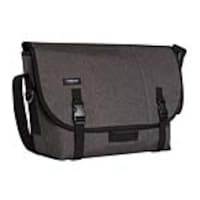 Dell 13 Timbuk2 Prompt Messenger, Gray Black, 4770-2-5044, 35983887, Carrying Cases - Notebook