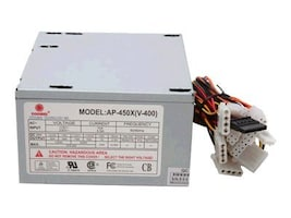 Coolmax V-400 400W Power Supply ATX V2.03, V-400, 14443540, Power Supply Units (internal)
