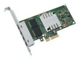 Intel Retail Ethernet I340 1GB Server Adapter, E1G44HT, 11137694, Network Adapters & NICs