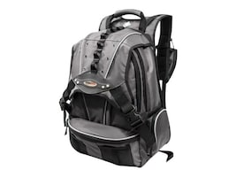 Mobile Edge 17.3 Graphite Premium Backpack, MEGBPP, 35402341, Carrying Cases - Notebook