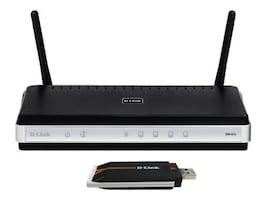 D-Link DKT-408 Wireless N USB Network Starter Kit, DKT-408, 14708878, Wireless Routers