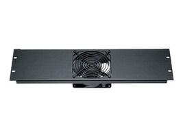 Black Box 3U Quiet Fan Panel, Single Fan, RMT078, 33001333, Cooling Systems/Fans