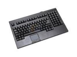 Solidtek POS KYBD w touchpad 15.75L US, KB-730BU, 9165733, Keyboards & Keypads