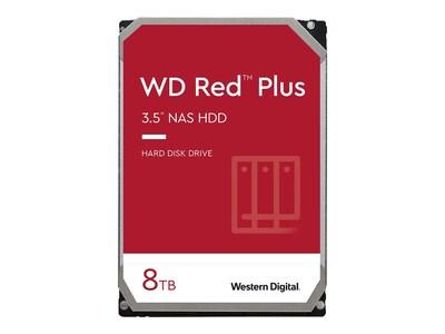 Western Digital 8TB WD Red SATA 6Gb s 3.5 Internal NAS Hard Drive - 256MB Cache, WD80EFAX, 35605106, Hard Drives - Internal
