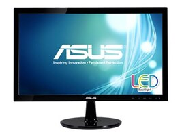 Asus VS207T-P Main Image from Front