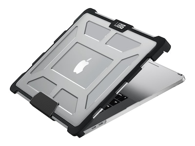 Urban Armor Macbook Pro 15 w  Touchbar, Ice Black, MBP15-4G-L-IC, 33555176, Carrying Cases - Notebook
