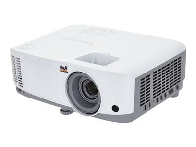 ViewSonic PG703W WXGA DLP Projector, 4000 Lumens, White, PG703W, 34378870, Projectors