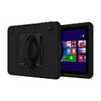 Incipio Capture Ultra-Rugged Case w  Rotating Handstrap & Shoulder Strap for Microsoft Surface Go, Black, MRSF-125-BLK, 36003191, Carrying Cases - Tablets & eReaders