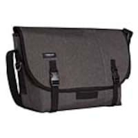 Dell 15 Timbuk2 Prompt Messenger, Gray Black, 4770-4-5044, 36028005, Carrying Cases - Notebook