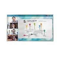 HP 43 LD4312 4K Ultra HD LED-LCD Display, 3XE86A8#ABA, 36089924, Monitors - Large Format