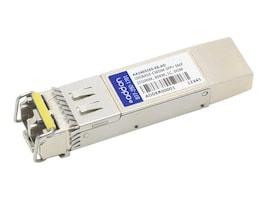 Add On Avaya Nortel AA1403165-E6 Compatible 1550nm 80km LC TAA Compliant 10GBase-CWDM SFP+ Transceiver, AA1403165-E6-AO, 35760801, Network Transceivers