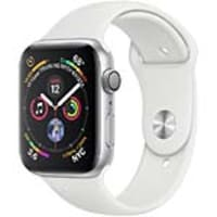 Apple Watch Series 4 GPS+Cellular, 40mm Gold Stainless Steel Case with Stone Sport Band, MTUR2LL/A, 36143572, Wearable Technology - Apple