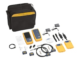 Fluke Networks DSX-8000-W/GLD Main Image from Left-angle