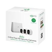 Netgear Pro Base with (3) HD Indoor Outdoor Night Vision Cameras, VMS3330H-100NAS, 36202675, Video Capture Hardware
