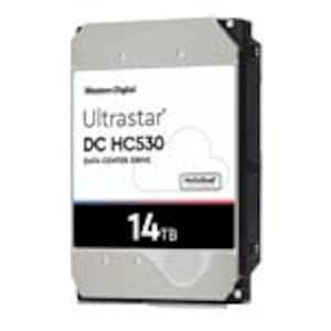 Scratch & Dent HGST 14TB DC HC530 SAS 12Gb s 512e SE 3.5 Helium Platform Enterprise Hard Drive, 0F31052, 37123549, Hard Drives - Internal