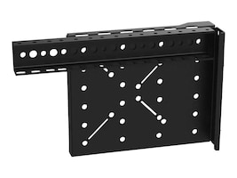 C2G 8RU Fixed Rail Kit for Vertical Wall Mount Cabinet, VWM-RR-8RU, 35130391, Rack Mount Accessories