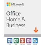 Microsoft Office Home and Business 2019 ESD, T5D-03190, 36224487, Software - Office Suites