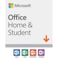 Microsoft Office Home and Student 2019 ESD, 79G-05011, 36224495, Software - Office Suites