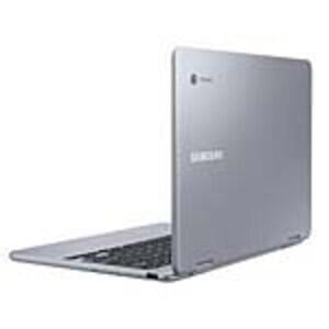 Open Box Samsung Chromebook Plus Core m3 1.5GHz 4GB 32GB eMMC ac BT 2xWC 12.2 FHD MT Chrome OS Silver, XE521QAB-K01US, 37268166, Notebooks